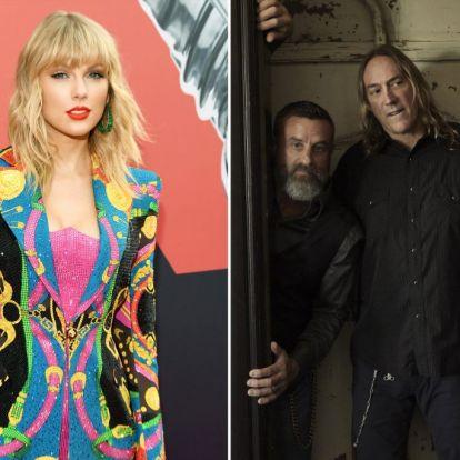 """Taylor Swift butább rajongói feltették a mindent vivő """"mégis ki a faszom az a Tool?"""" kérdést"""