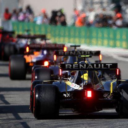 F1: Sok hűhó semmiért, senkit sem büntetett az FIA