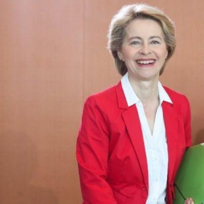 A nemzeti civilek továbbra is Ursula von der Leyen mellett – jövő héten azonban vizsgázik a bizottság megválasztott elnöke