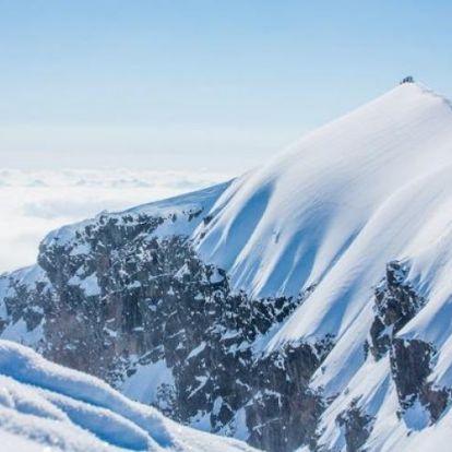 Elolvasztotta Svédország legmagasabb pontját az egyre emelkedő hőmérséklet