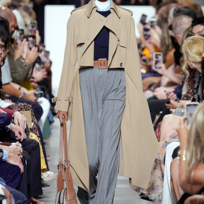 Michael Kors Spring/Summer 2020 Review: A Spirited Take On The American Dream