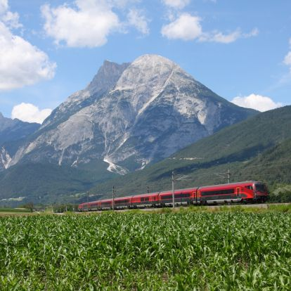 További tiroli témák - az Inn-völgyi vasútvonalak