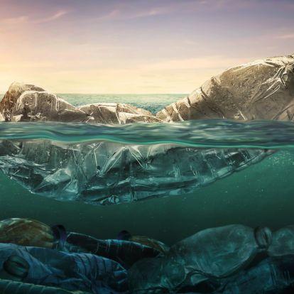 Az óceánból összegyűjtött szemétből készítenek bankkártyát