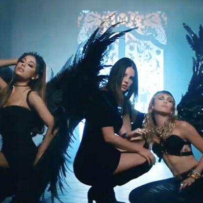 Szexi angyallá vált Miley Cyrus, Lana Del Rey és Ariana Grande is az új Charlie angyalai-filmhez