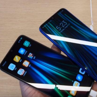 Xiaomi Redmi Note 8 vs. Note 8 Pro