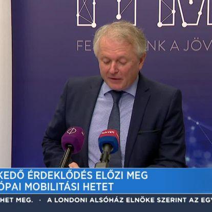 Kiemelkedő érdeklődés előzi meg az Európai Mobilitási Hetet
