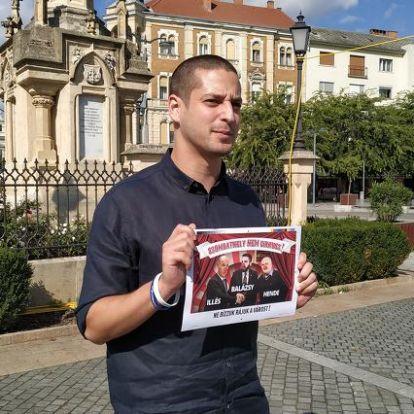 Ungár heti gyors: ha Balázsy Péter nem áll ki vitázni, akkor gyáva