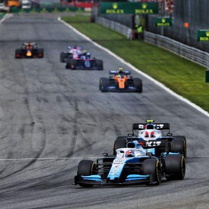 F1: A következő években betonbiztos a Williams és a Mercedes együttműködése