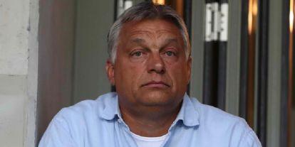 Orbán egy orosz sztárt fogadott a Várban, viccesen néznek ki egymás mellett (+fotó)