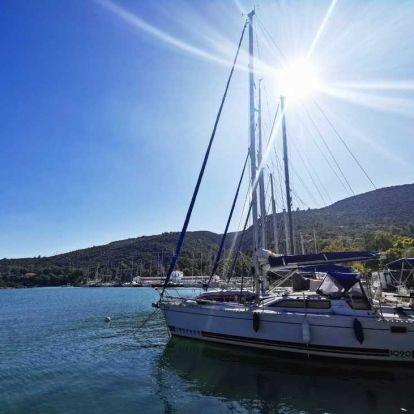 Bazi kicsi görög falunk – Kristóf és Nimi új tengerparti kuckója