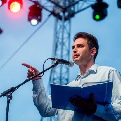Márki-Zay szerint politikai szándék áll a 13 millió forintos bírság mögött