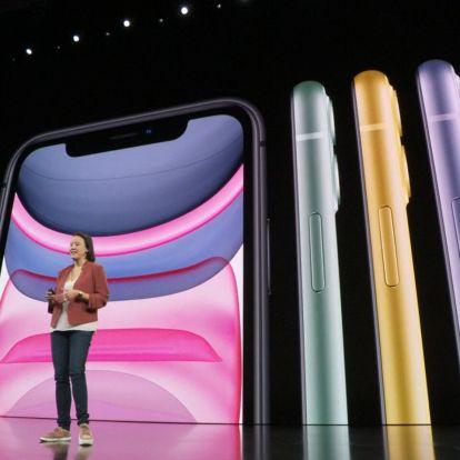 Megérkezett az iPhone 11-széria