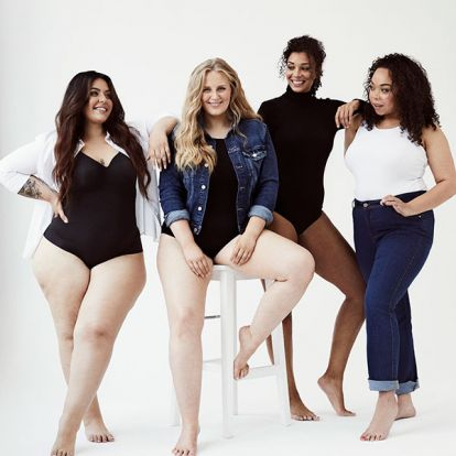 'You can be big… but not too big' The plus-size models under as much pressure as a size 8 super
