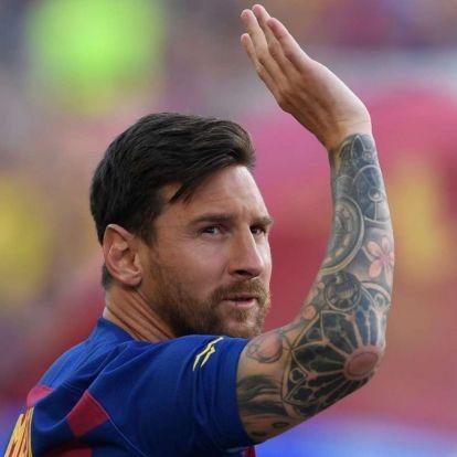 Barcelona: Messi édesapja másik csapattal tárgyal – sajtóhír