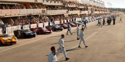 Az aszfalt királyai - Új előzetes a Le Mans-filmhez!