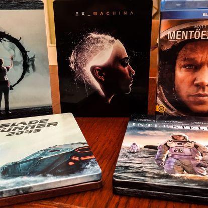 Vélekedés - Az elmúlt évek legjobb sci-fi filmjei