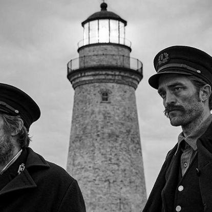 Robert Pattinson mesteri filmben tébolyodik meg - Kritika A világítótorony című filmről a miskolci Cinefest Filmfesztiválról