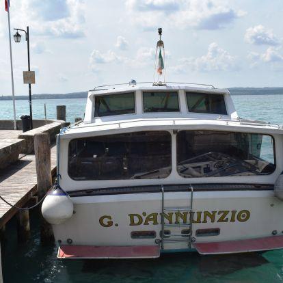 Kirándulás a Garda szigetére