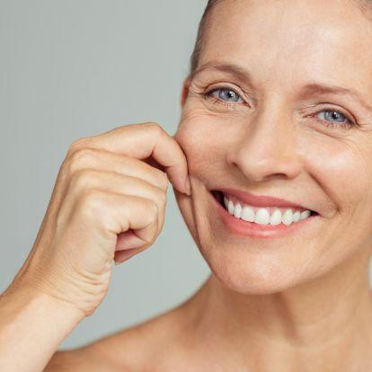 Újrakódolják a bőrt: peptidek nélkül nincs ránctalanítás