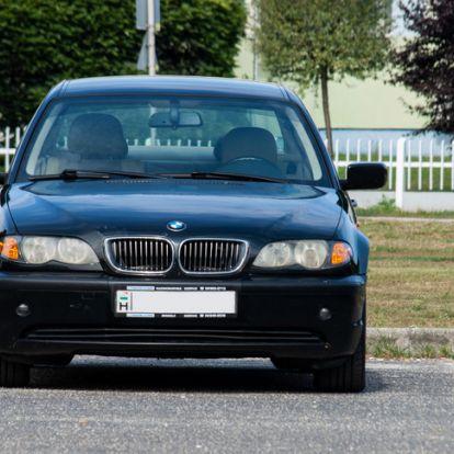 Egy BMW, túl a 400 ezren - Használtteszt: BMW 320i (E46) – 2002.