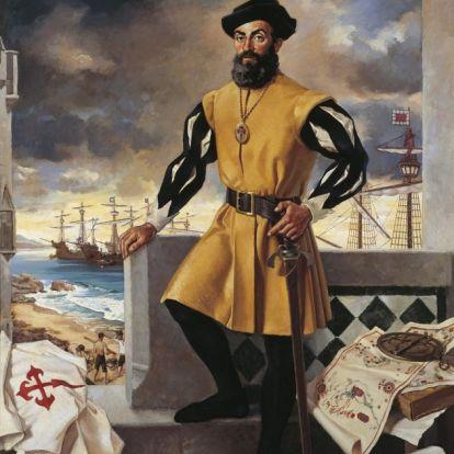 Már világ körüli útjuk első napjaiban fellázadtak Magellán hajóinak kapitányai