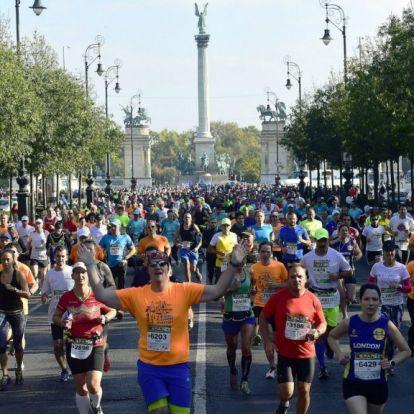 Nyolcvan év fölött maratont futni? Simán!