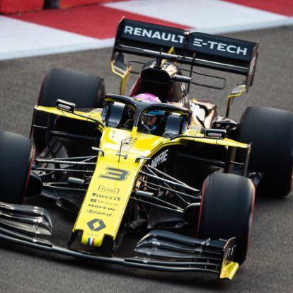 Kizárták Ricciardót a Szingapúri Nagydíj időmérője után