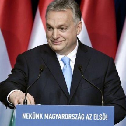 Orbán Viktor nap mint nap példát mutat Európa számára!
