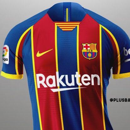 Még fel sem dolgozták Barcelonában a kockást mezt, már itt is van a jövő évi terv
