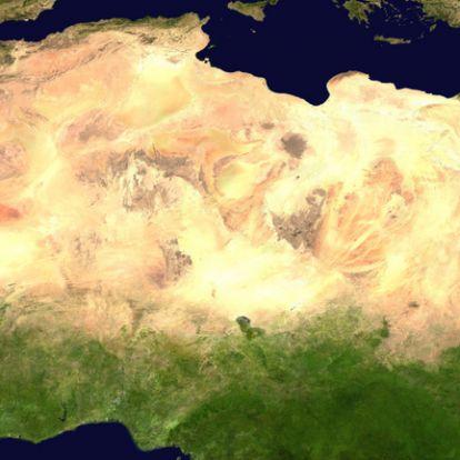 Afrikában épp zajlik minden idők legnagyobb zöldprojektje