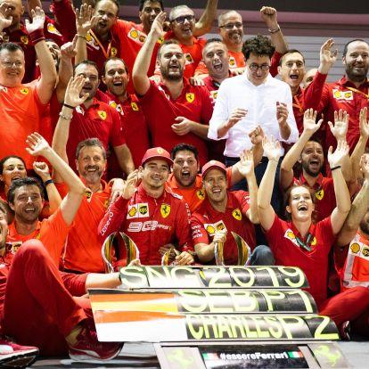 Ferrari: Muszáj volt kihoznunk Vettelt