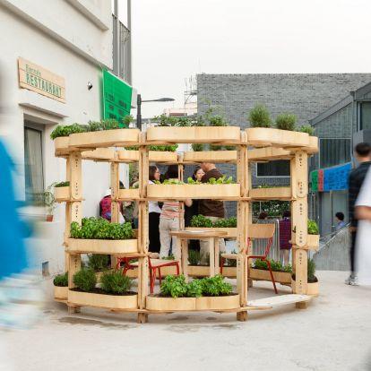 Építs városi kertet úgy, mint egy legót!
