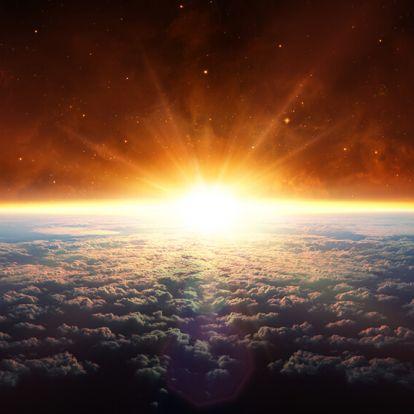 Egy gigantikus porfelhő menthetné meg a Földet a globális felmelegedéstől
