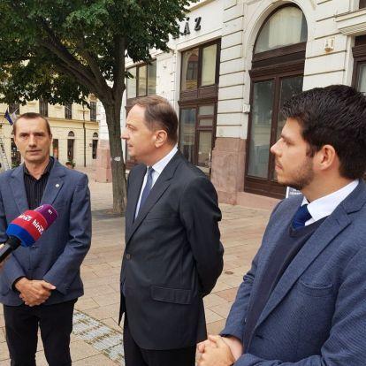"""Ellenzéki """"összefogás"""": külön listán indul Baranyában a Jobbik"""