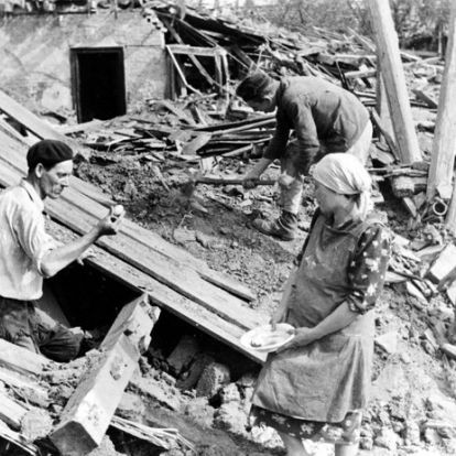 Mérhetetlen emberi és anyagi veszteséget okozott 1944-1945 Magyarországon