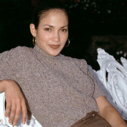 Jennifer Lopez valószínűleg nem örül, hogy előtúrták ezt a húszéves interjúját