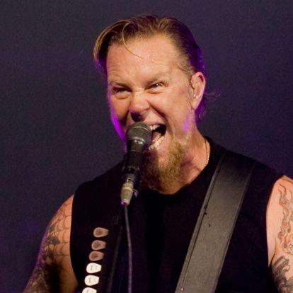 Elvonóra megy a Metallica énekese, minden koncertet lemondtak