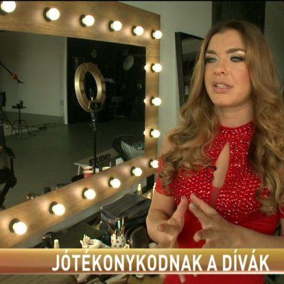 Jótékonykodnak a dívák / Tények.hu videó
