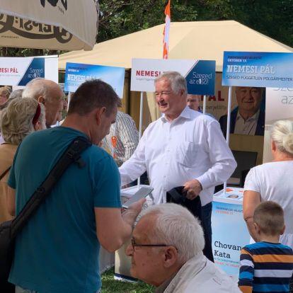 Nemesi: Ősszel jövőt választunk Szeged számára