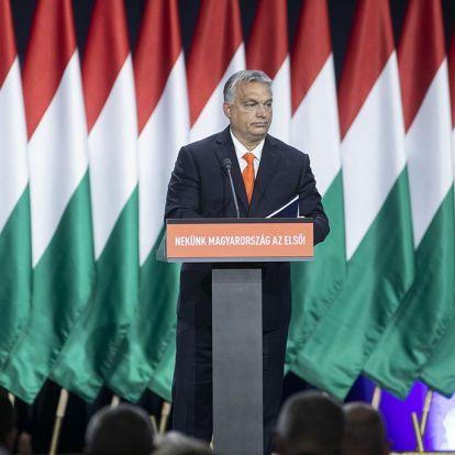 Orbán Viktor: Nem vagyunk többé hajlandóak európai pénzből finanszírozni a velünk ellenséges Soros-féle álcivil szervezetek garmadáját!(Galériával!)