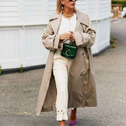 This Is the Affordable Brand We Saw So Many Editors Wearing at Fashion Week