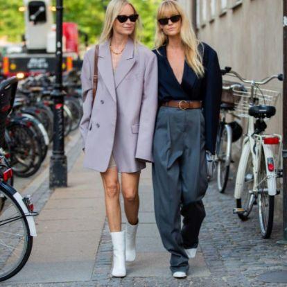 Victoria Beckham nos obsesionó con los pantalones anchos (y este otoño queremos unos)