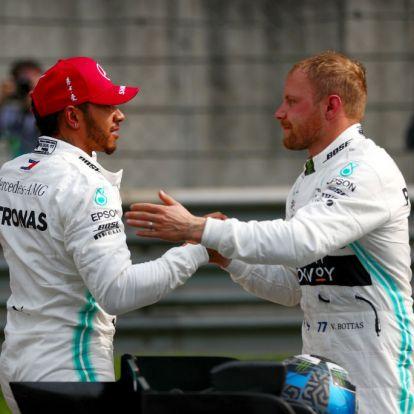 Hamilton szerint idén már nem nyer futamot a Mercedes
