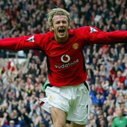 VIDEÓ: Íme David Beckham legszebb találatai!