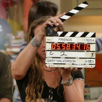 Jennifer Anistonnal és Matt LeBlanc-nal szelfizett Courteney Cox