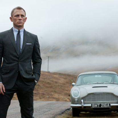 Magyar címe nincs, de plakátja már van a 25. James Bond-filmnek