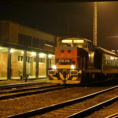 Szigetlakók vonata a baranyai vicinálisokon