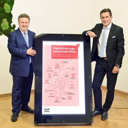 Digitális főváros lesz Bécs