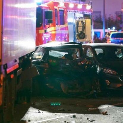 Terrorcselekmény volt a hétfői ámokfutás Németországban - sok a sérült
