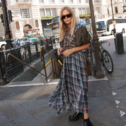 8 Dress-and-Boot Combos That Work Every Time